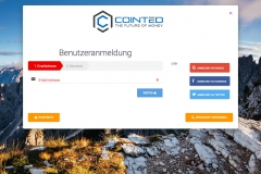 cointed.com - Login
