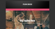 Imagely - WordPress Photography Themes - Punk Bride